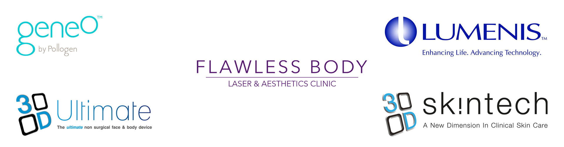 Our Equipment | Flawless Body